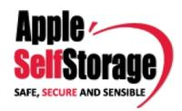 Storage Units at Apple Self Storage Moncton
