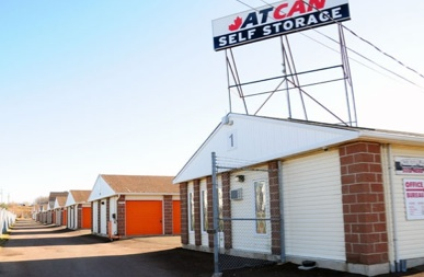 Storage Units at Apple Self Storage Dieppe - 444 Adelard-Savoie Blvd, Dieppe NB